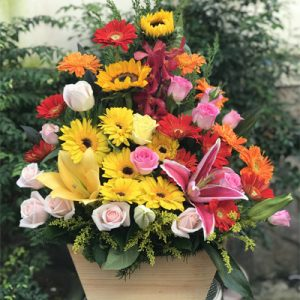 flowers for women day 22