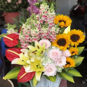 flowers for women day 27