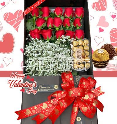 special flowers for valentine 35