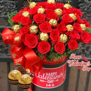 special flowers for valentine 39