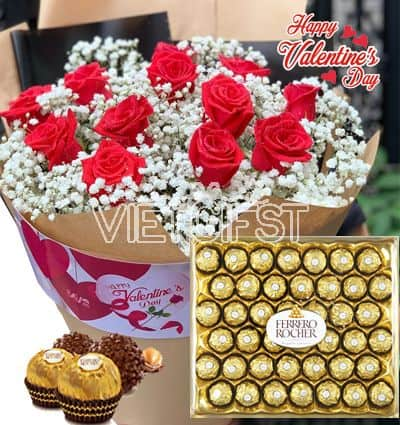 special flowers for valentine 44