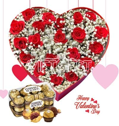 special flowers for valentine 49