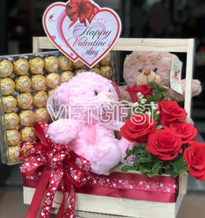 special flowers for valentine 51a