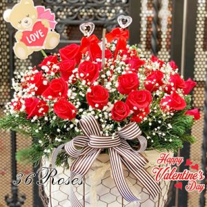 special flowers for valentine 57