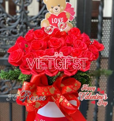 special flowers for valentine 59
