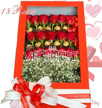 special flowers for valentine 61