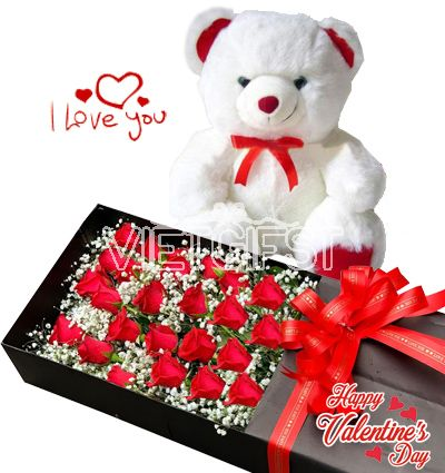 special flowers for valentine 69