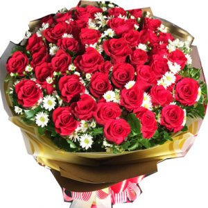 special flowers for women day 10