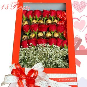 special flowers for women day 15