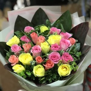 special flowers for women day 22