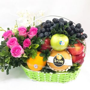 mothers day fresh basket 1