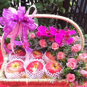 mothers day fresh basket 10