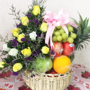 mothers day fresh basket 11