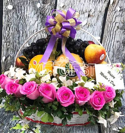 mothers day fresh basket 3