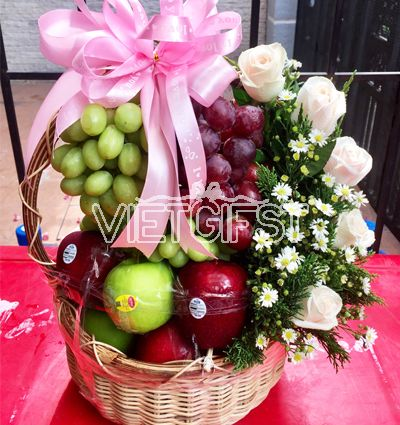 mothers day fresh basket 5