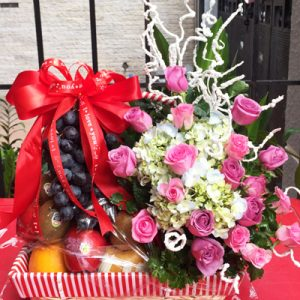mothers day fresh basket 6