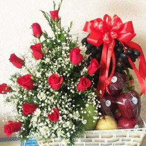 mothers day fresh basket 9