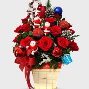 Special Christmas Flowers 01