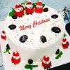 Xmas Cake 01