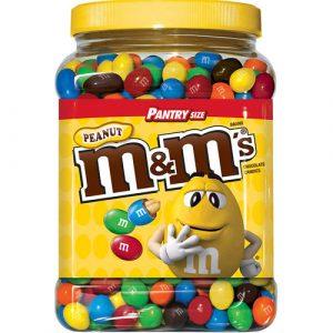 chocolate mm peanut