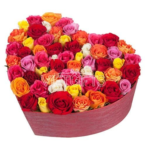Flowers For Valentine 46