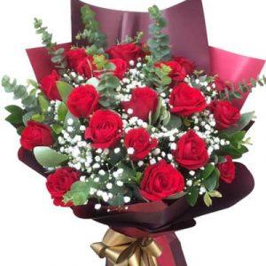 Roses For Women Day 01