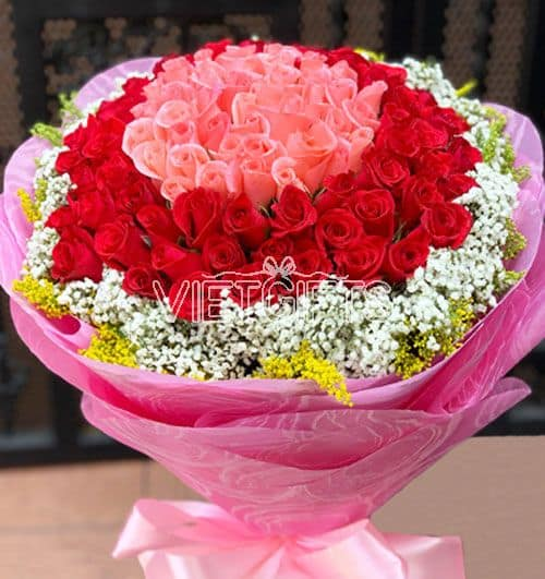 Special Flowers For Valentine 75