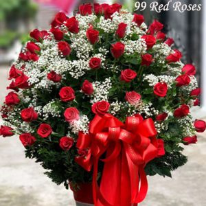 Special Vietgifts 99 Roses