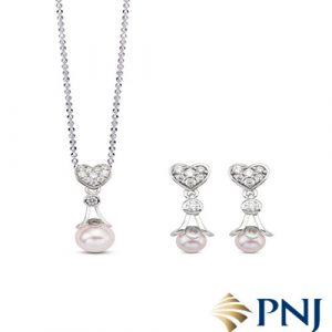 PNJ Jewelry Set For Mom 05
