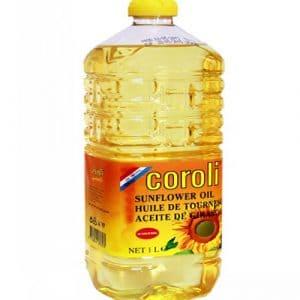 3-bottles-of-coroli-sunflowers-oil